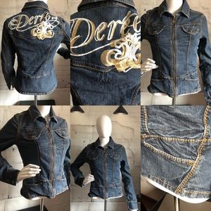 Dereon Denim Jacket sz. M